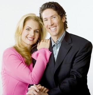 Joel and Victoria Osteen