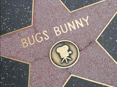 bintang popularitas bugs bunny