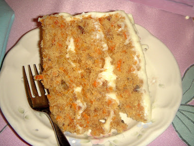 Margaret's Morsels | Carrot Cake