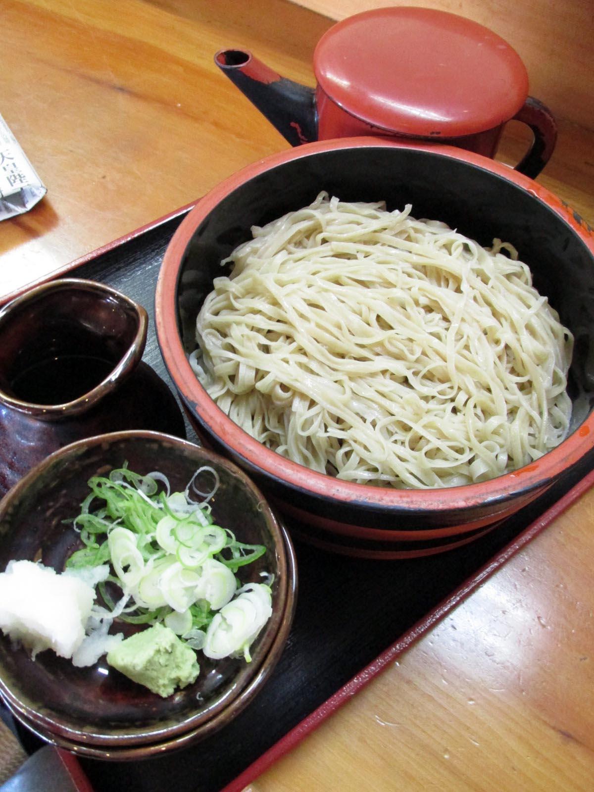 登美ちゃんが、ゆく!: もり蕎麦!東御市 ふるさとの草笛 ⑩
