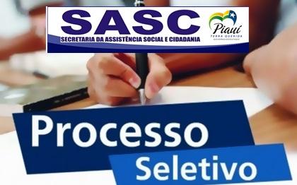 Apostila Concurso SASC-PI 2018