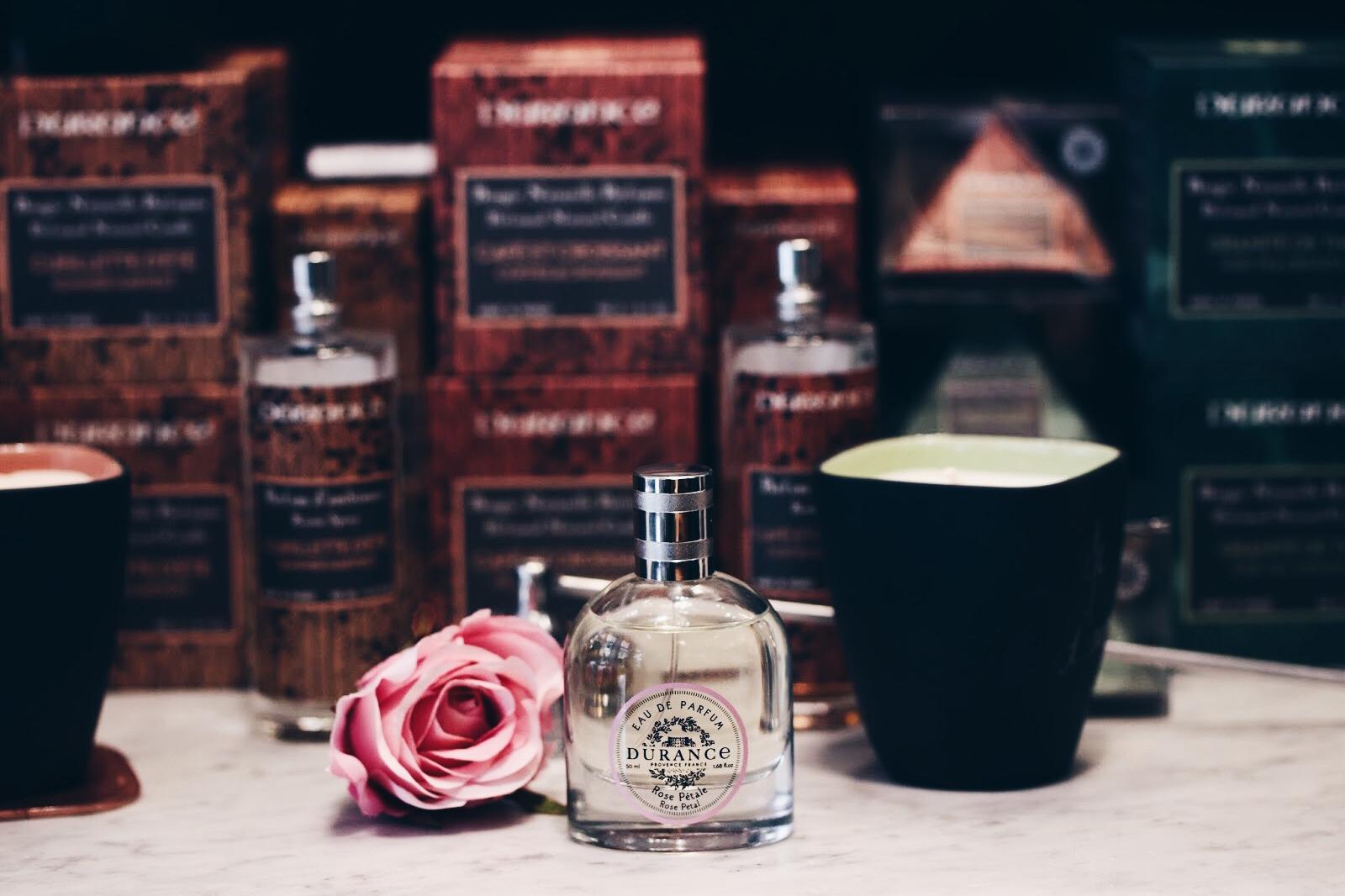 durance parfum pour soi avis test