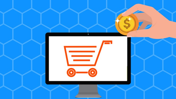 How To Start Dropshipping With Shopify & Aliexpress - Udemy course