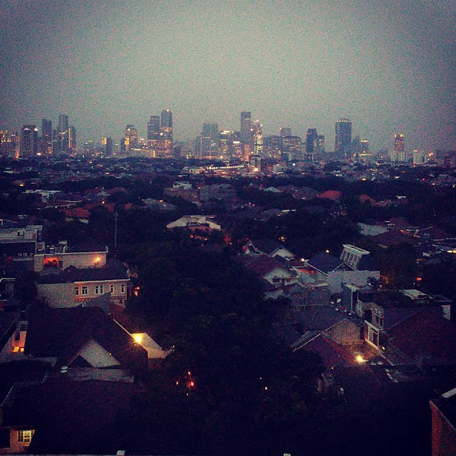 Hidup di Jakarta