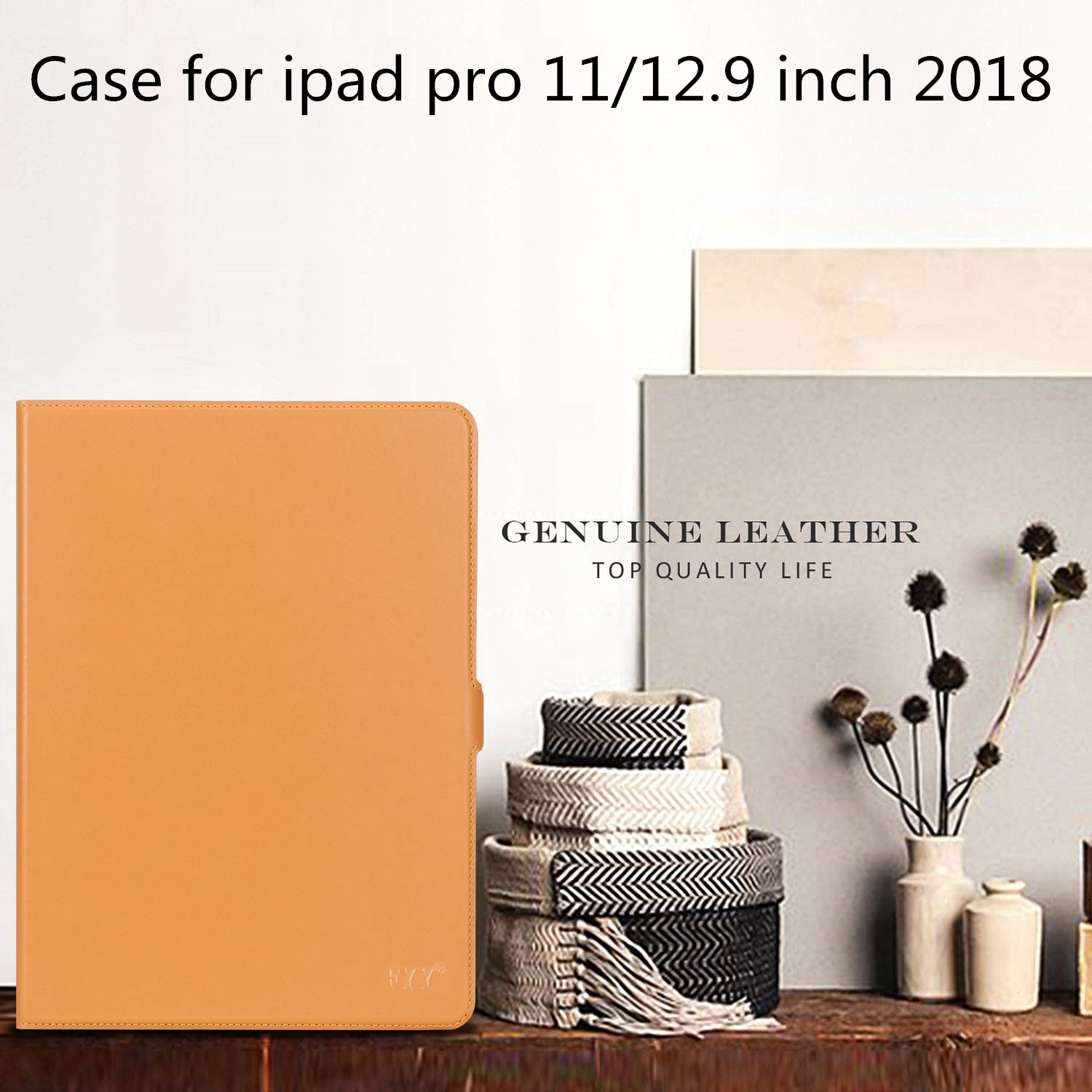 FYY cases for iPad pro 11/12.9 inch 2018