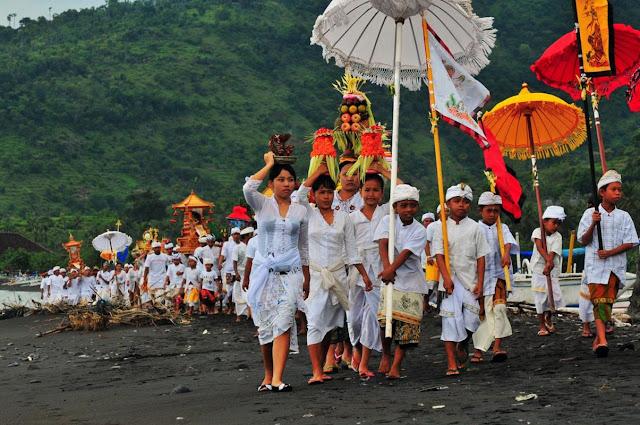 Hari Raya Nyepi di Bali