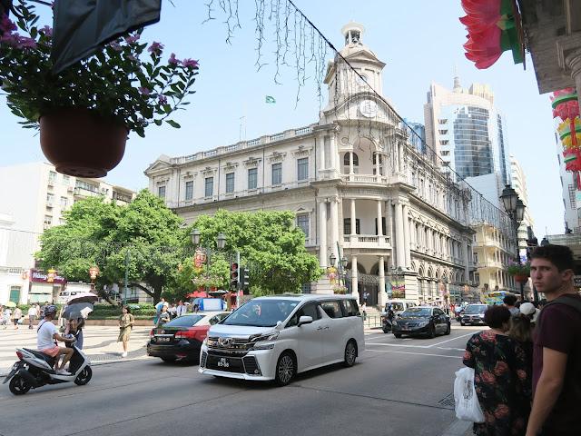 Macau Main street