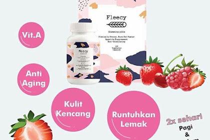 Fleecy Slimming Capsul BPOM & Halal MUI