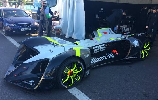 KeSimpulan.com Roborace, Kejuaran Formula E Untuk Mobil Listrik Otonom