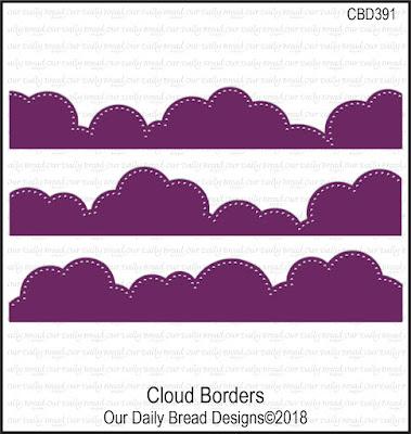 Custom Die: Cloud Borders