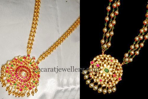 Masterpiece Of Temple Jewellery Jewellery Designs