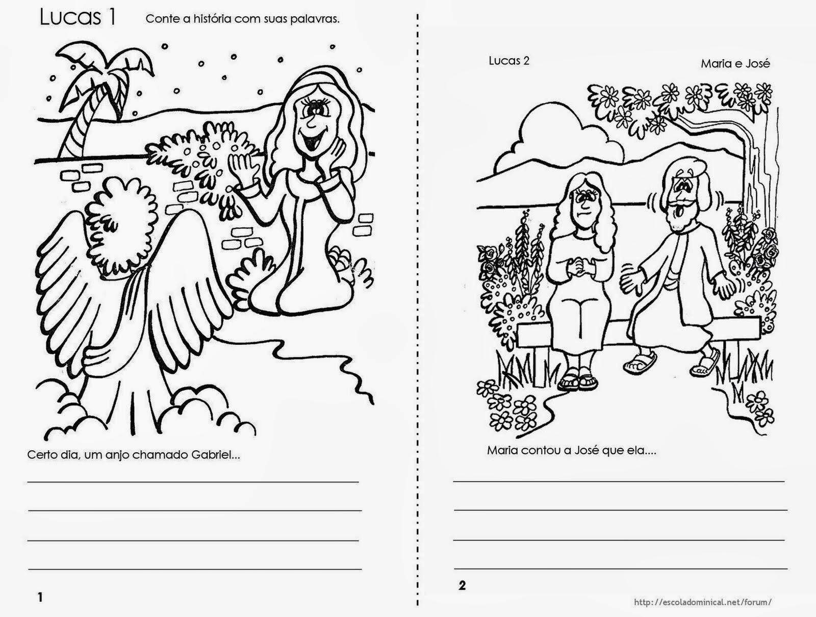 Cristãos Kids: Atividades Para Natal