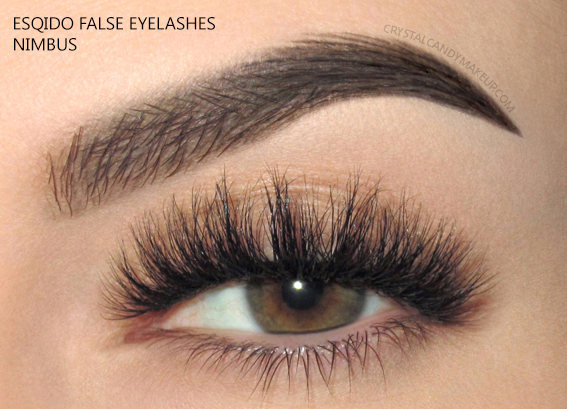 Esqido False Lashes Noire Collection Nimbus