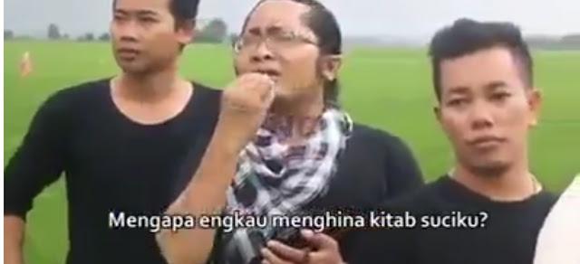 Grup Gambus Asal Madura Ini Sindir Ahok dengan Lirik Tajam, Ini Videonya!