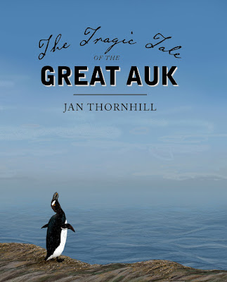 Tragic Tale of Great Auk cover