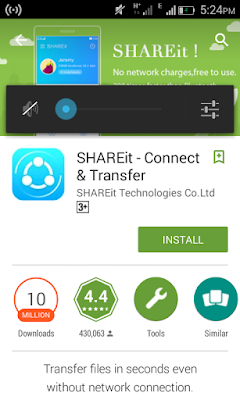SHAREiT Fastest File Transfer