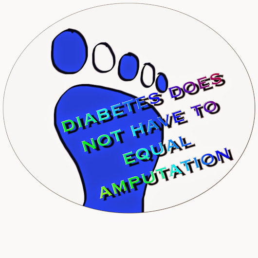 Diabetes doesn't have to equal amputation!