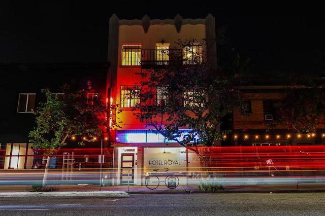 Hotel Royal em Long Beach