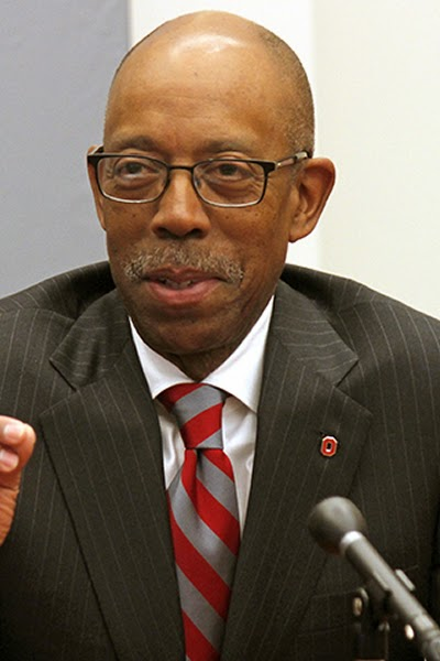Michael V. Drake, President, The Ohio State University