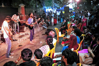 live performance manaveeyam