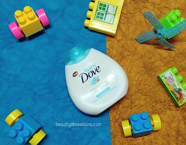 Baby Dove Nourishing Baby Lotion Review...