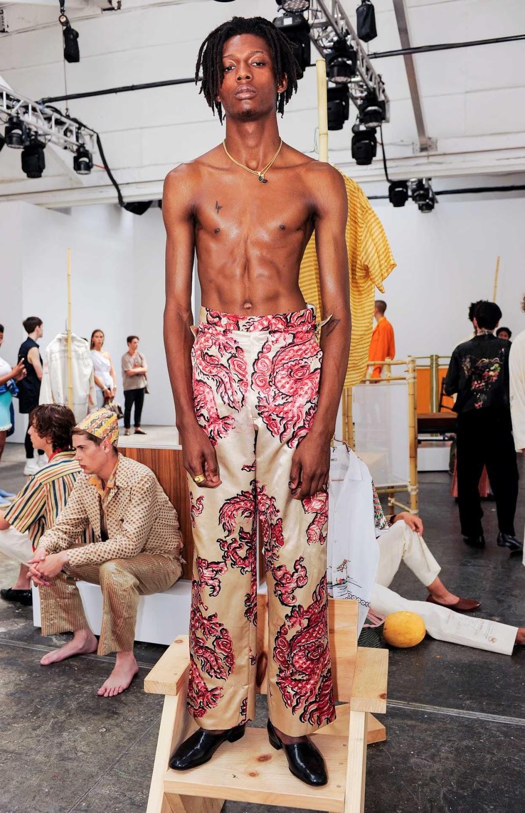 Bode Spring Summer 2019 New York Fashion Week Men S