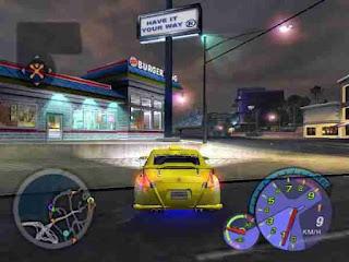 Nissan 350Z racing