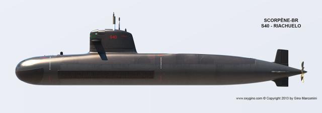 Scorpenes S-BR y Submarino Nuclear Brasileño - Página 29