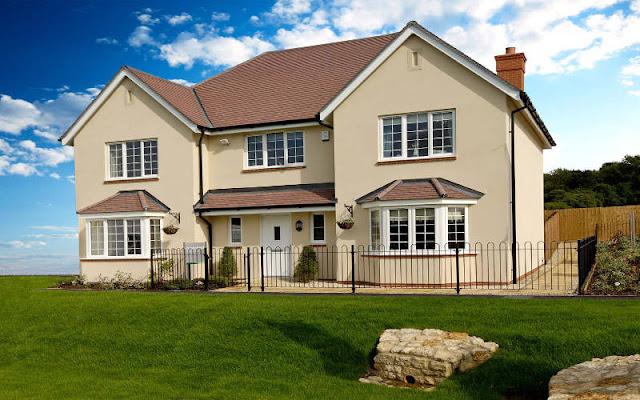 Rumah dalam kondisi baik via persimmonhomes.com