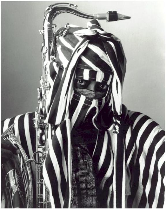 A Place Called Mumudom: Lagbaja Speaks From Behind Mask