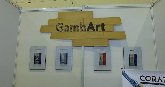 GambArt Sketchbook, Usaha yang Bermula Dari Tugas Kuliah.