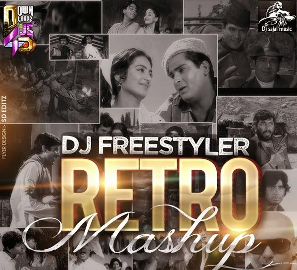 New Sad Remix Mashup Song 2018 Download: DJ Sajal Music: Retro (Bollywood Mashup)