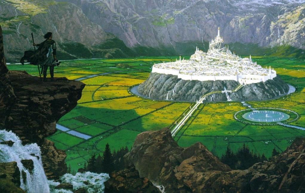 Terra Média   Gondolin