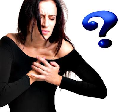 Síntomas de infarto al corazón en mujeres