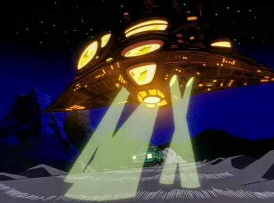 Scooby-Doo Invasores Alienígenas