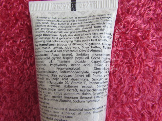 Azafran Daily 3-in-1 Moisturizer Review