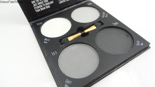 Ruby Cosmetics   Black Eyeshadow Kit