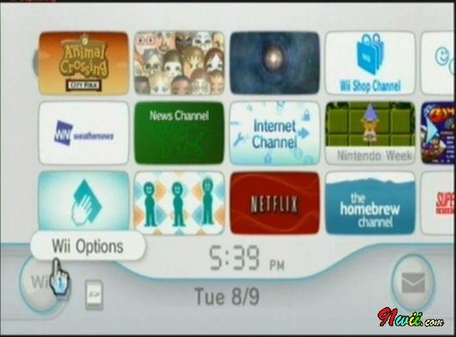 Homebrew Channel Usb