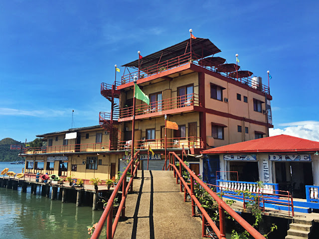 Busuanga Seadive Resort - Coron, Palawan