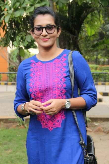 Parvathy physical Appearance