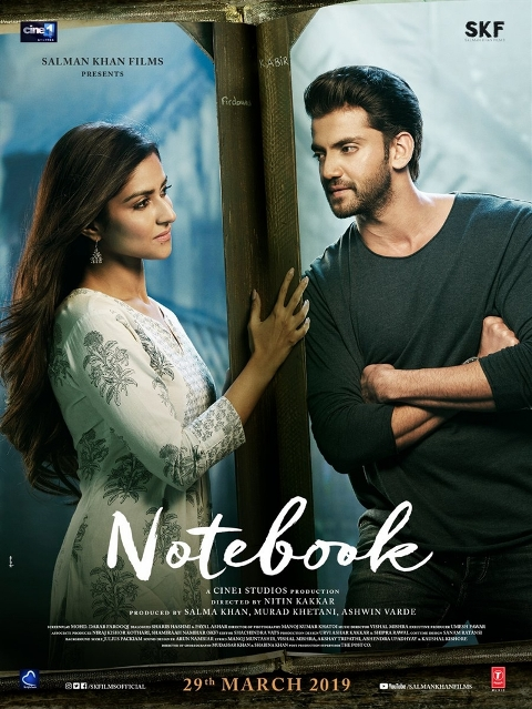 Bollywood movie Notebook Box Office Collection wiki, Koimoi, Wikipedia, Notebook Film cost, profits & Box office verdict Hit or Flop, latest update Budget, income, Profit, loss on MT WIKI, Bollywood Hungama, box office india