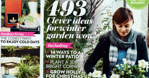 see greencube in modern gardens national magazine this month