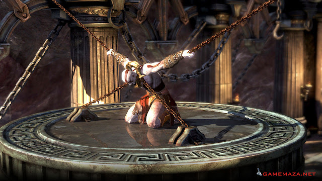 God of War Ascension Gameplay Screenshot 3