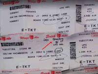 Gegara Manajemen Salah Kasih Info, Lima Penumpang Lion Air Ketinggalan Pesawat
