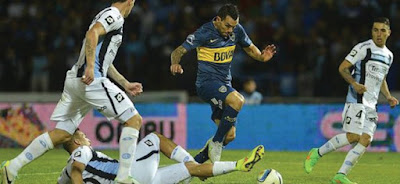 Boca Juniors gana a Banfield 2 a 0