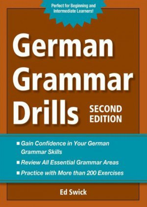 German Grammar Drills ,pdf