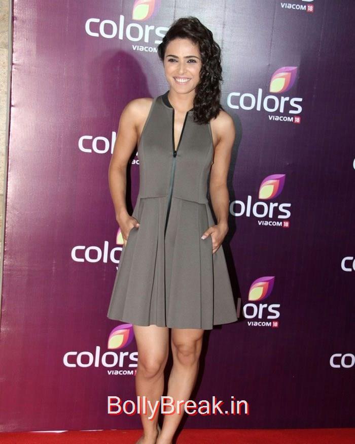 Madhurima Tulli, Lauren Gotlieb Sonali Kulkarni Urvashi Rautela Hot Pics At Colors Leadership Awards 2015