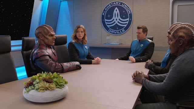 Meet 'The Orville'  costumer designer Joseph Porro