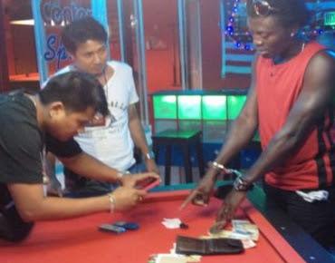 nigerians arrested malaysia fake visa