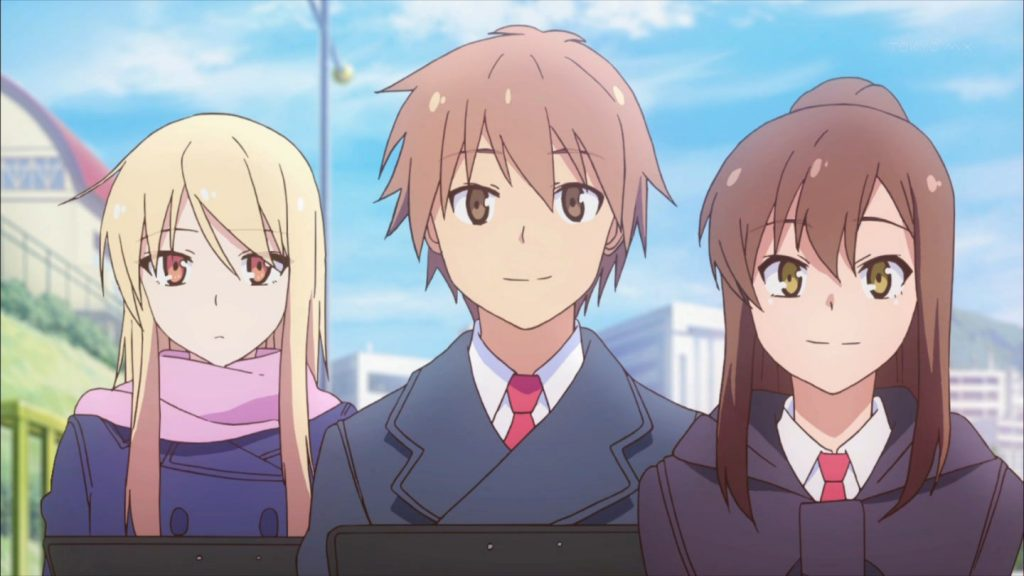 Light Novel Sakurasou no Pet na Kanojo